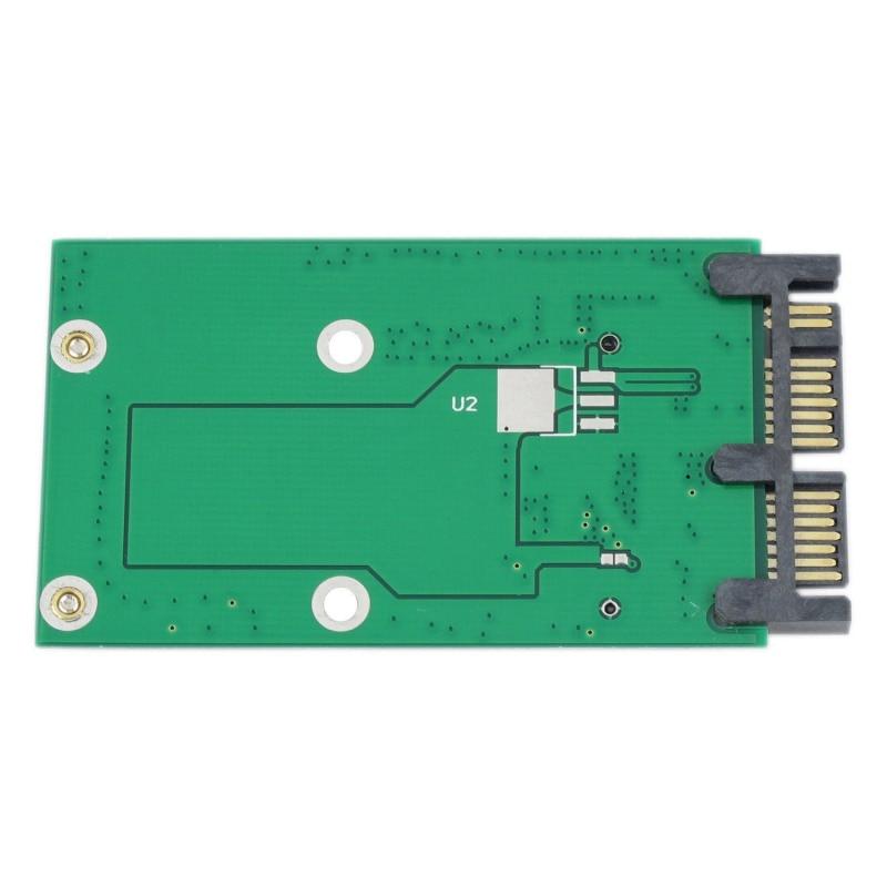 Mini PCIe PCI-e MSATA 3x5cm SSD To 1.8