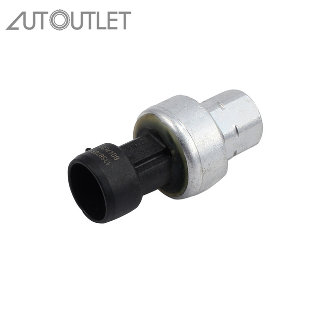 AUTOUTLET Air Conditioning A/C Pressure Switch Sensor For RENAULT Clio Grand Scenic Megane Vauxhall 7700417506 7701205751