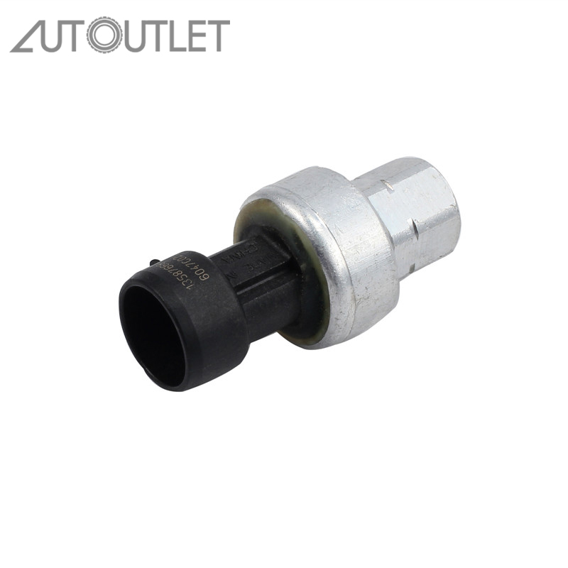 AUTOUTLET For Air Conditioning A/C Pressure Switch Sensor For RENAULT 7700417506 7701205751 13587668