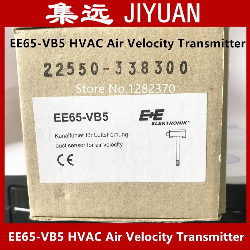 US $284 07 19% OFF|[SA] EE65 VB5 HVAC Air Velocity Transmitter Austria E +  E E + E genuine original-in Transformers from Home Improvement on