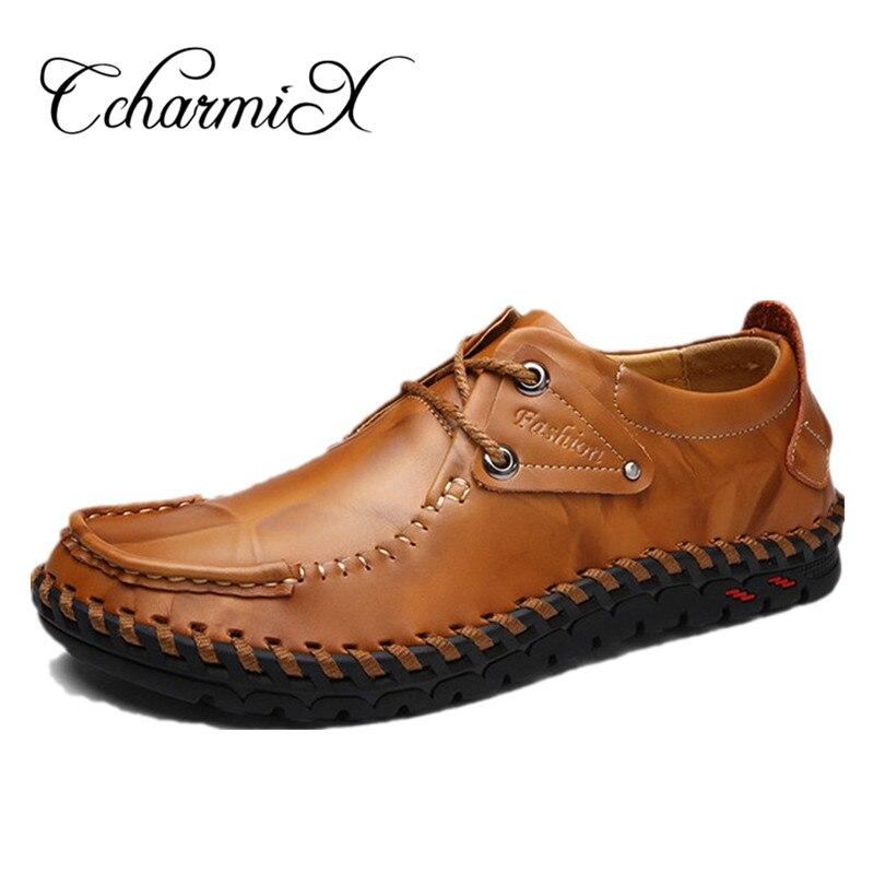 ccharmix s flats cow leather shoe zapatos vintage