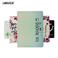 IMUCA Case For Samsung Galaxy Tab S3 9 7 T 820 Case Cover Flip Wallet Phone
