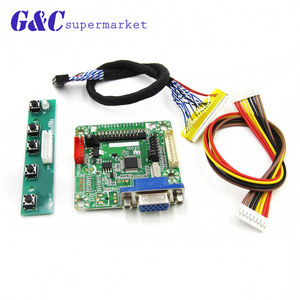 High Quality MT6820-B Universal LVDS LCD Montor Screen Driver Controller Board 5V 10
