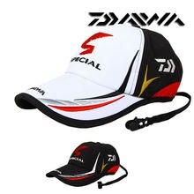 Рыбаков daiwa буквы бейсбол ведро специальное япония японский hat cap зонтик
