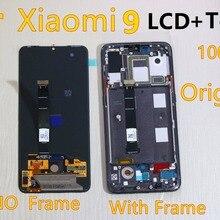 6,39 ''AMOLED ЖК-дисплей для xiaomi mi 9 mi 9 дисплей xiaomi 9 ЖК-дисплей сенсорный экран дигитайзер сборка+ Инструменты