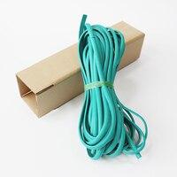 Пластиковые пайки сварочные ПВХ мягкие стержни зеленый полукруглый инструменты для мытья полов