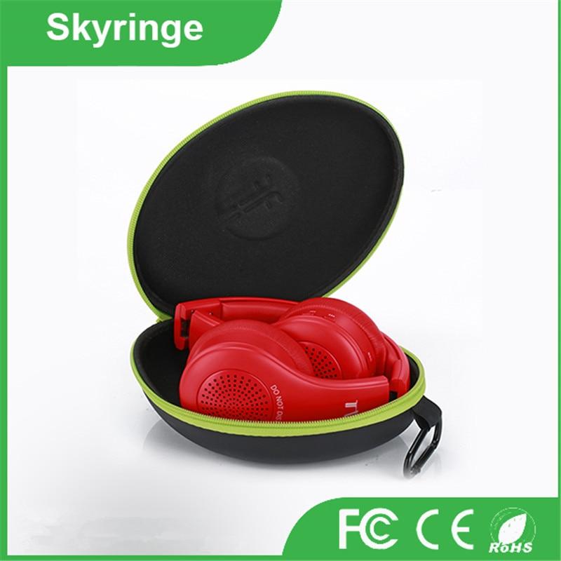 ФОТО 2016 New High Quality BQB REACH Foldable Wireless Bluetooth Headphone With Speaker Best Christmas Gift