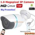 Promoção! Câmera ao ar livre IR day night vision Onvif 1.0MP IP vista Remoto à prova d' água Câmera de Segurança 1280x720 P CCTV Sem Fio câmera