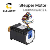 Cloudray Leadshine 3 phase Stepper Motor 573S15 573S15-L for NEMA23 5.8A length 76mm Shaft 8mm