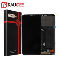 For Xiaomi Redmi 5 Plus LCD Screen Tested LCD Display Touch Screen Assembly Repair Part For