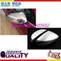 Alta calidad de Coches auto accesorios ABS cubierta del espejo retrovisor de recorte cubierta del espejo lateral para MAZDA 3 Axela 2 UNIDS
