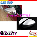 High quality Car auto ABS accessories side mirror cover trim rearview mirror cover for MAZDA 3 Axela  2PCS