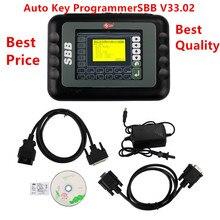 Alta Calidad SBB V33.02 Slica SBB Programación Nueva Clave Transpondedor Automático Clave Inmovilizadores V33.02 Soporta 9 Idiomas Envío Libre
