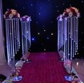 Акриловый Кристалл Свадебный центральный предмет/стол центральный предмет 110 см высокий Свадебный декор дорожные поводки