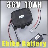 electric bike battery 36v 10ah Lithium ion Ebike Down tube battery