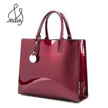 Bolso de mano de piel de patente grande de marca de diseñador, bolso de hombro, bolso de mano, bolso de mano Saffiano, bolsos de mano, gelatina de alta calidad