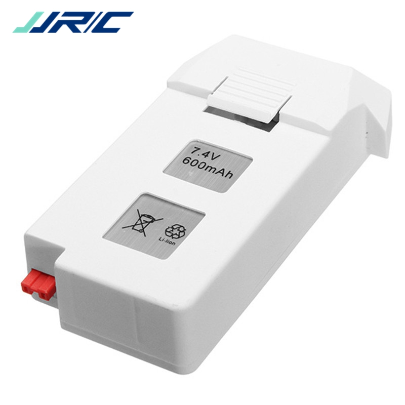 JJR/C JJRC H39WH RC Quadcopter Spare Parts Rechargeable <font><b>Battery</b></font> <font><b>7.4V</b></font> <font><b>600MAH</b></font> <font><b>Lipo</b></font> <font><b>Battery</b></font> for FPV Camera Drone Accessories Accs image
