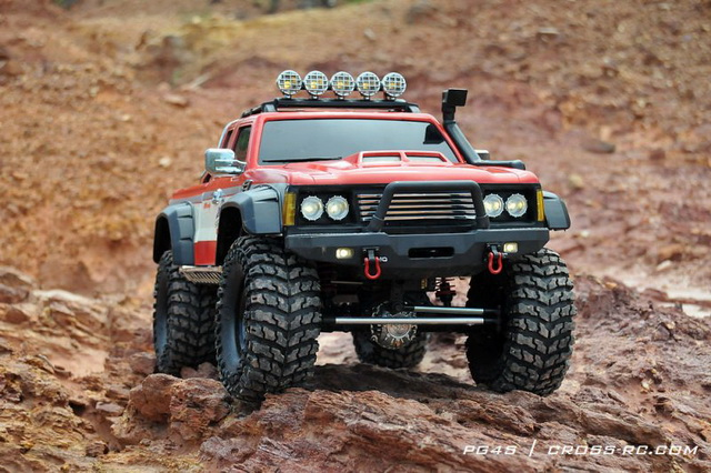PG4S 4x4 1/10 Scale Off Road Truck Rock Crawler KIT ...