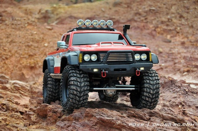 Pg4s 4x4 1 10 Scale Off Road Truck Rock Crawler Kit Compatible Rc4wd Tamiya