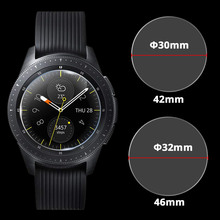 1PC/2PCS/5PCS 9H Anti-scratch Tempered Glass for Samsung Galaxy Watch 46mm 42mm Screen Protector Protective Glass Films