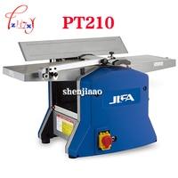 PT210 Многофункциональный деревообрабатывающей машины строгальный станок 9200r/мин 220 В 1300 Вт рубанок толщина рубанок
