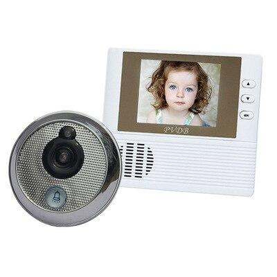 2.8'' Lcd Digital Hd video Surveillance door for video door Wireless Doorbell With Camera Door Eye Wifi For Visitors alarme