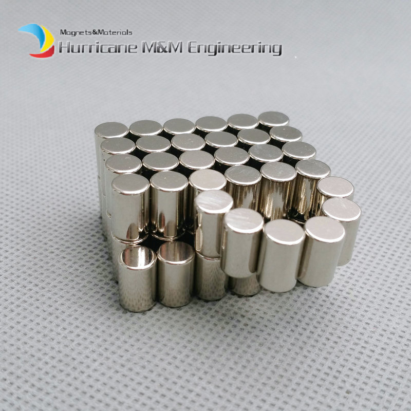1 pack N42 NdFeB Magnet Disc Diameter 6.35x9.5 mm 1/4 Diametrically Magnetized Strong Neodymium Permanent Rare Earth Magnets 1 pack diametrically ndfeb magnet ring diameter 9 53x3 18x3 18 mm 3 8 1 8 1 8 tube magnetized neodymium permanent magnets