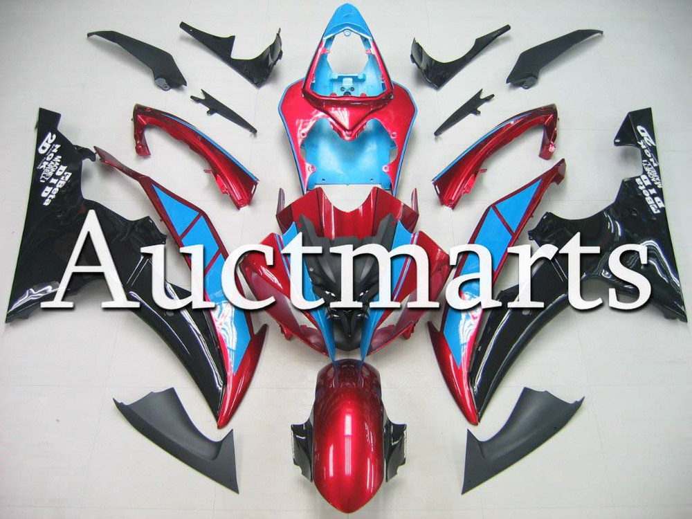 For Yamaha YZFR6 08-14  2009 2010 2011 2012 YZF 600 R6 2008 2013 2014 YZF600R 08-14 inject ABS Plastic motorcycle Fairing Kit 33 for yamaha yzf 1000 r1 2007 2008 yzf1000r inject abs plastic motorcycle fairing kit yzfr1 07 08 yzf1000r1 yzf 1000r cb02