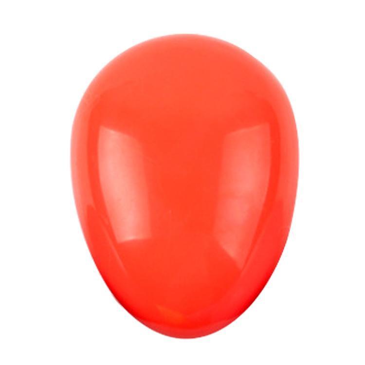 Rose Red Hair Orange Plastic Detangling Portable Shaped Pink Egg Comb Tangle Blue Anti-static Comb Yellow