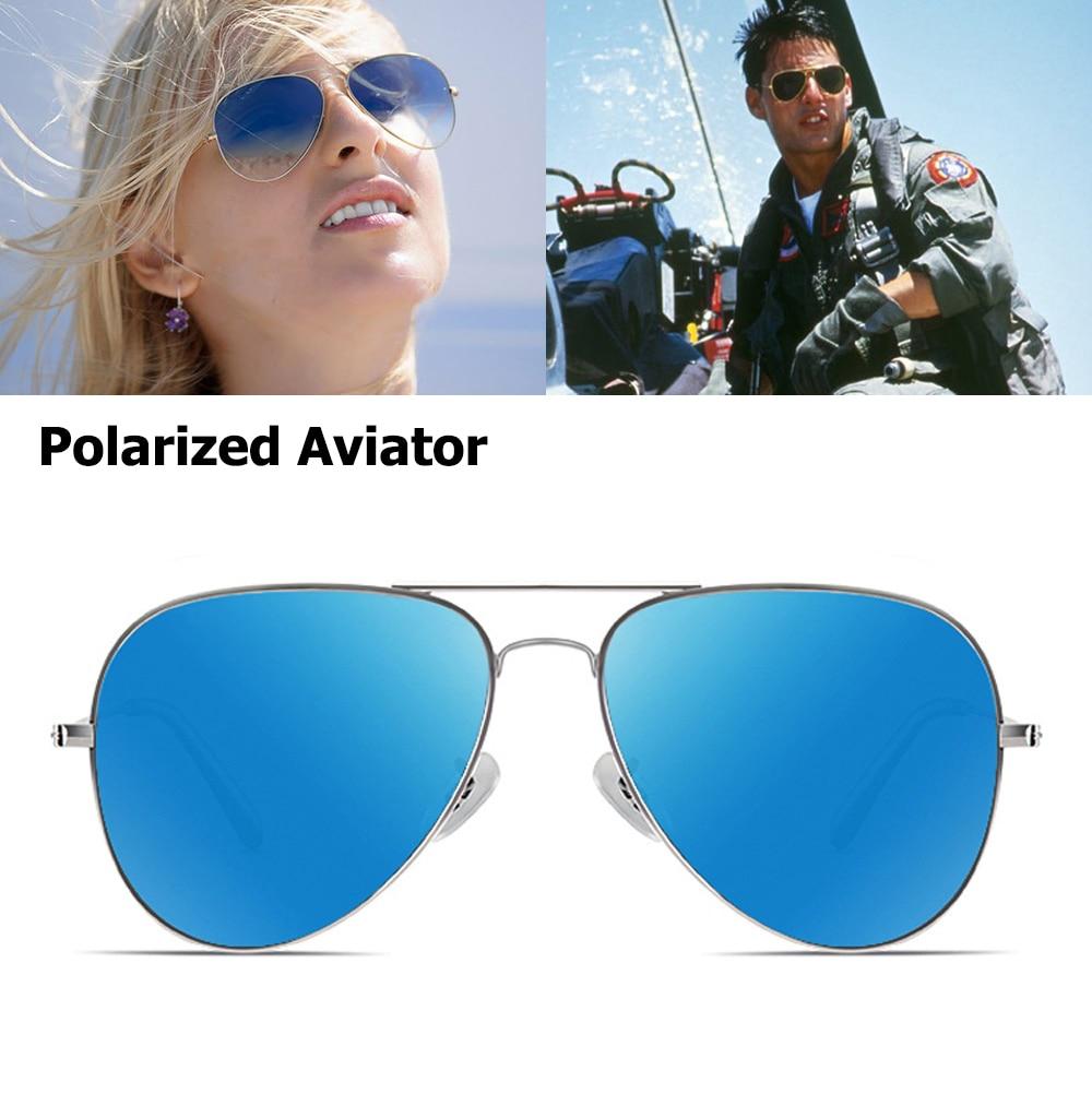 0e0229c4aa2cff JackJad Mode Mannen Vrouwen Rijden Gepolariseerde 3025 Luchtvaart Stijl Zonnebril  Vintage Klassieke Brand Design Zonnebril Oculos Sol