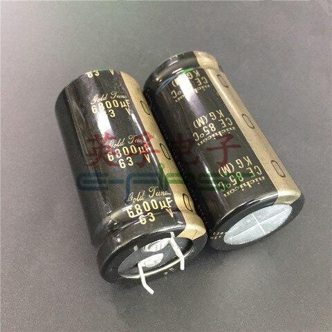 kg de Áudio Venda Quente Pces – 4 Original Nichicon 63v6800uf 63v Capacitor Eletrolítico Especial 25×50 Frete Grátis 2020 2