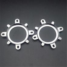 Led 10 шт/лот 53 мм фиксированный кронштейн для 44 стеклянных