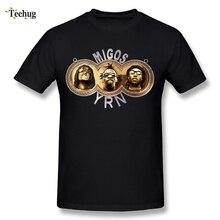 New Design Men Migos YRN T-shirt Cool Hip Hop Rapper O-neck T Shirts