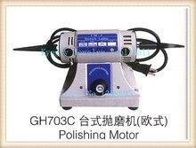 Multi use Polishing Machine Lathe sander grinder Buffing Motor TM 2 benchs leather