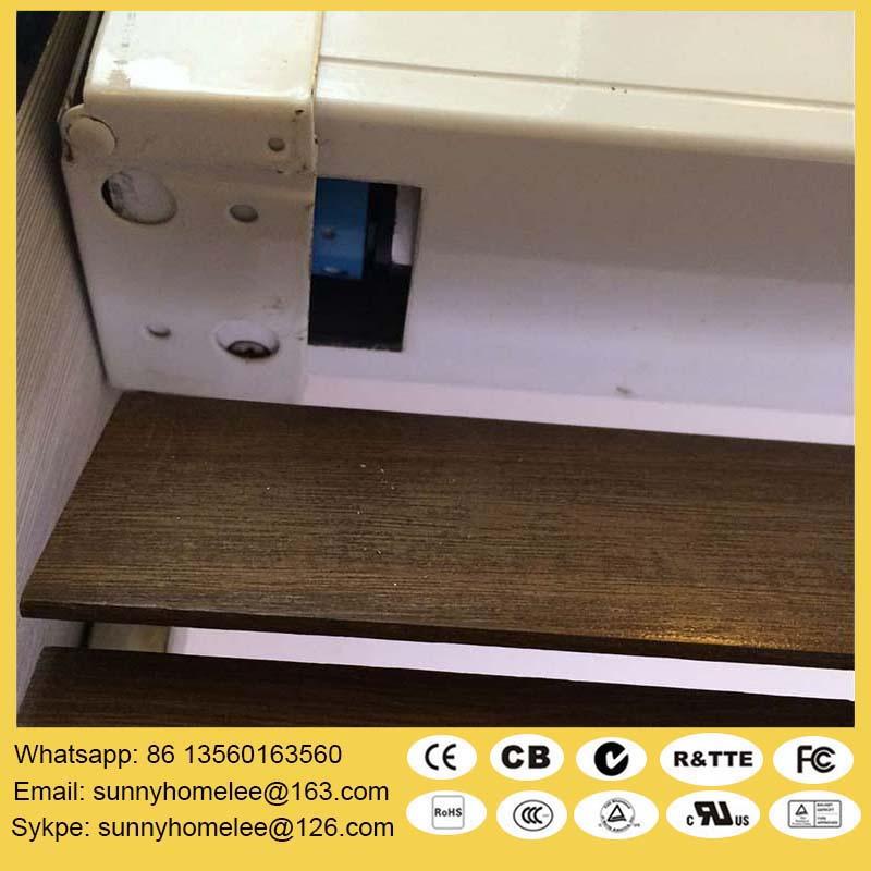 elctrica persianas venecianas de madera mm palas de madera tamao control wifi