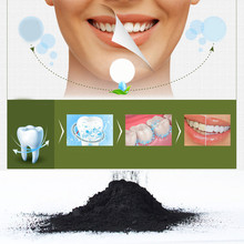 NEW Natural Organic Activated Charcoal Bamboo Toothpaste