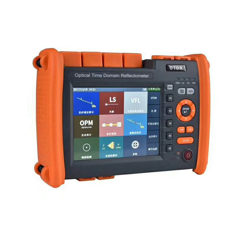 NK5600 1310 1550nm 32/30dB SM With VFL OPM Light Source Fibra Optica OTDR Optical Fiber OTDR Optical Time Domain Reflectometer