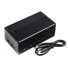 5V2A 44 Вт UPS Система бесперебойного питания сигнализация камера безопасности специализированный резервный источник питания