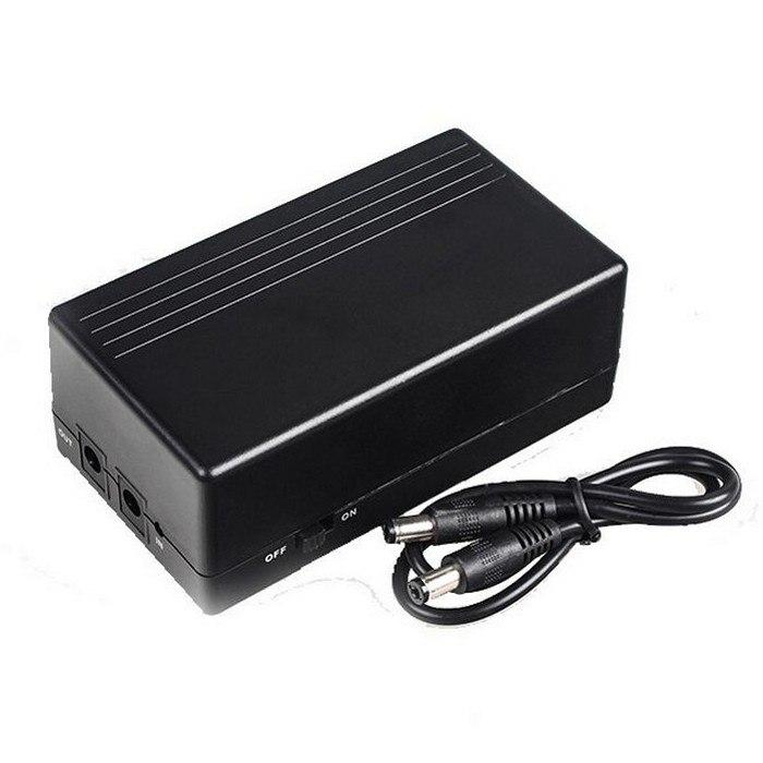 5V2A 44 W UPS alimentation ininterrompue système d'alarme caméra de sécurité dédiée alimentation de secours