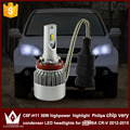 Cheetah car led light FOR HONDA CRV accessories  2012-2015 LOW BEAM DIPPED BEAM C6F  H8 /H9 /H11 36W DC 12V/24V 3800LM 6000k