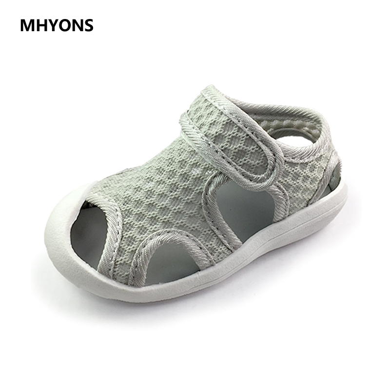 MHYONS 2018 Spring Children shoes kids boys antiskid Unisex sandals Girls fashion single shoes casual comfortable summer male