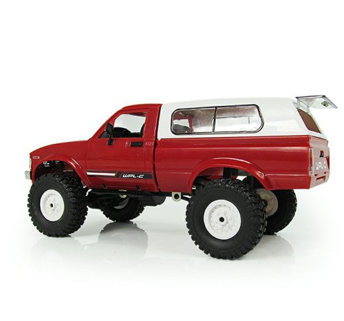 Toys & Hobbies Wpl Radio Controlled Cars Off Road Rc Car Parts 1:16 Rc Crawler Military Truck Body Assemble Kit Electric Car Conversion Kit^