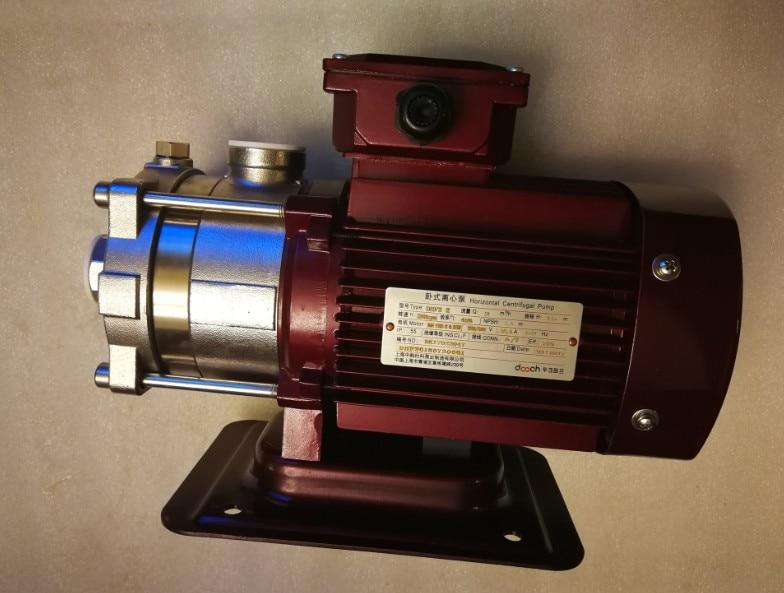 Water pump Centrifugal pump DHF2-2 Horizontal Multi-Stage Stainless Steel Pump centrifugal pump surface kraton wp 800p