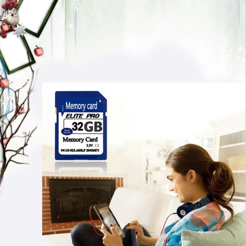 10PCS/LOT Factory Wholesale Memory SD Cards Real Capacity  SD Card 64GB Class 10 New cartao de memoria 64 GB Free Shipping