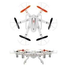 Drone pliable WiFi aéronef sans pilote (UAV) télécommande à Six essieux Mini avion Portable 2 millions de caméra HD Gyroscope avec éclairage