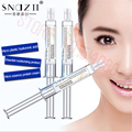 3Pcs SNAZII Moisturizing Hyaluronic Acid Serum Argireline liquid 10ml Anti aging Anti Wrinkles cream Instantly Ageless Products