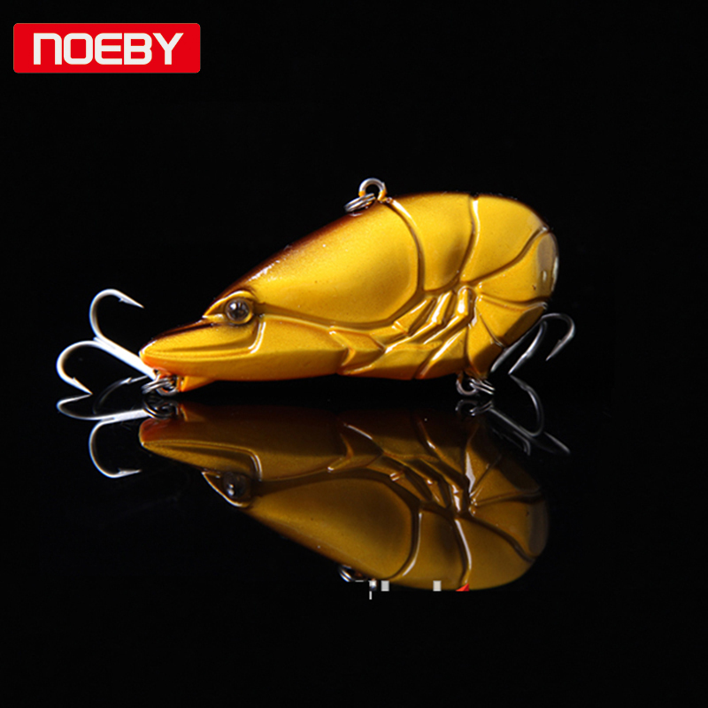 Noeby <font><b>1</b></font> <font><b>pcs</b></font> 7cm 21.2g Sinking <font><b>VIB</b></font> <font><b>hard</b></font> <font><b>Lure</b></font> artificial Shrimp <font><b>Hard</b></font> <font><b>bait</b></font> <font><b>Fishing</b></font> Wobbler <font><b>Vibration</b></font>