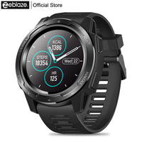 Zeblaze VIBE 5 IP67 Waterproof Heart Rate Long Battery Life Color Display Screen Multi sports Modes Fitness Tracker Smart Watch