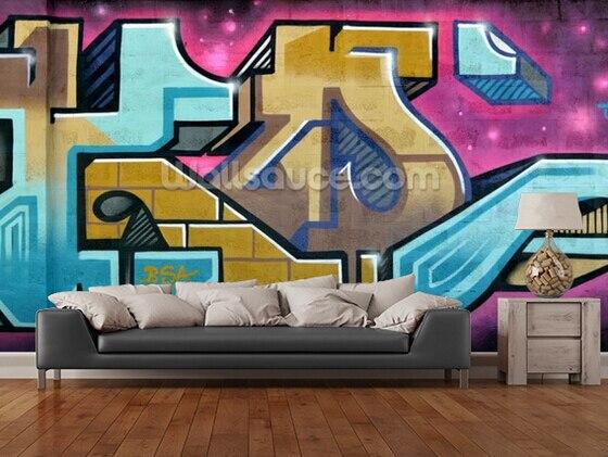 Graffiti Slaapkamer Muur : Graffiti muurschilderingen graffiti workshops