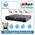 Dahua cctv camera system DH-IPC-HFW1020B 1MP H.264 IR distance 50M CCTV kit Outdoor CCTV Camera Support Onvif and POE IP67